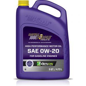 Royal Purple 0w-20 Premium Base Oil