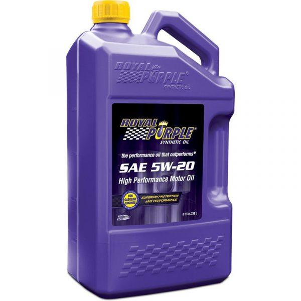 Royal Purple 5w-20 Premium Base Oil