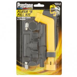 Prestone Flush & Fill Kit