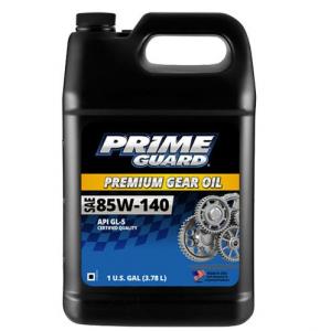 Premium Gear Oil 85W-140 by Prime Guard – 1 Gallon