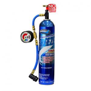 Freeze R-134a+ With Hose & Gauge – 19OZ