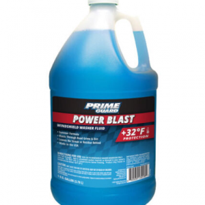 Prime Guard Power Blast Windshield Washer Fluid