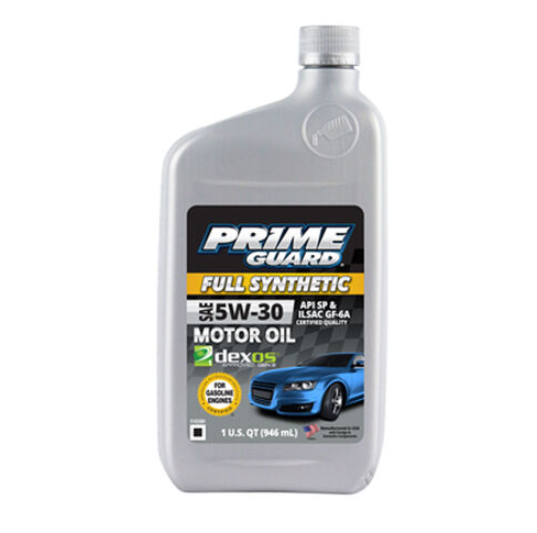 5w-30 Advanced 1L Prime guard Full synthetic motor oil