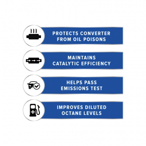 Severe Catalytic & Exhaust Treatment by Dura Lube