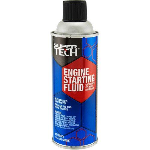 Super Tech Engine Starting Fluid 11oz