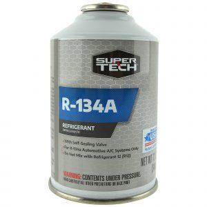 Super Tech R-134A Refrigerant 12oz