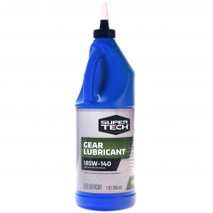 85W-140 Full Synthetic Gear Lubricant SAE by Super Tech