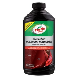 Polishing Compound by Turtle Wax