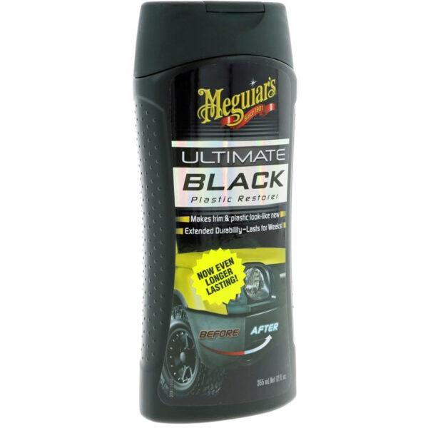 Ultimate Black Plastic Restorer by Meguair's