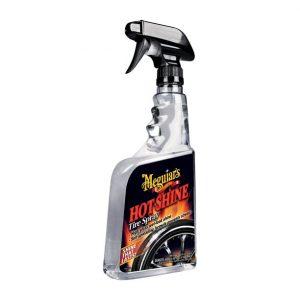Meguair's Hot Shine Tire Spray