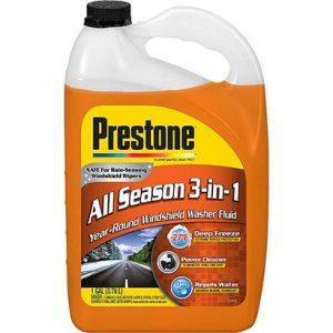 Prestone All Season Windshield Washer Fluid